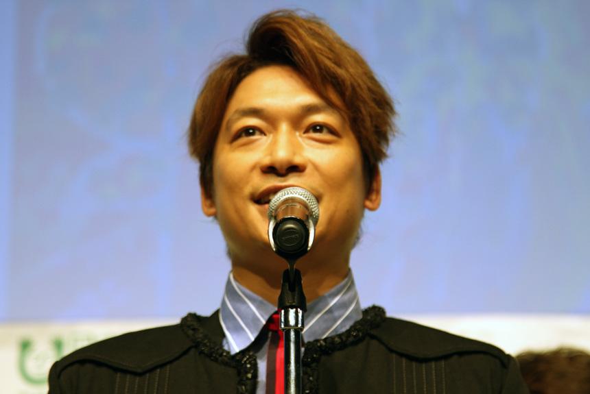 香取慎吾がアート展に作家として登場 「新しいこと、始まってます」