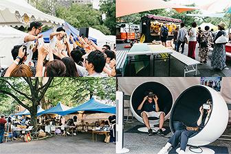 初開催したCINRAによる大人の文化祭『NEWTOWN』をレポート