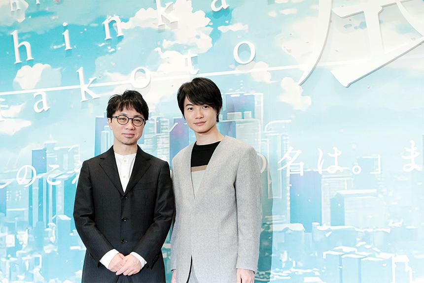 新海誠展が国立新美術館で開催 神木隆之介「ずっといたい空間」