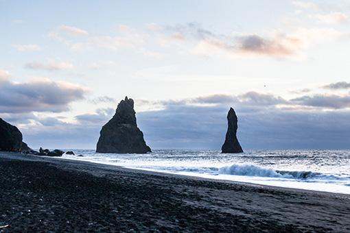 レイニスドランガルの奇岩