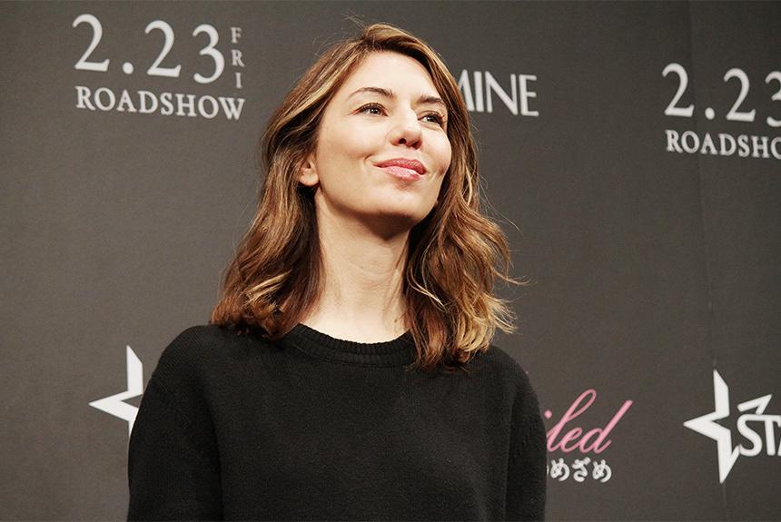 ソフィア・コッポラが来日 新作『ビガイルド』や女性監督の活躍も語る