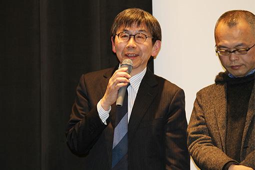 東京国立近代美術館フィルムセンター主幹・とちぎあきら