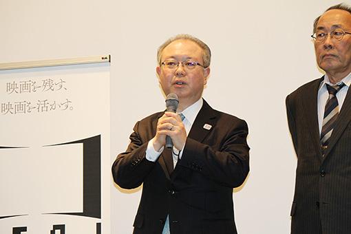 東京国立近代美術館・館長の神代浩