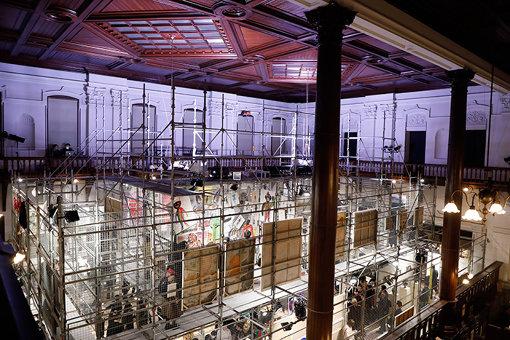 『ARTISTS' FAIR KYOTO』の会場となった京都文化博物館別館