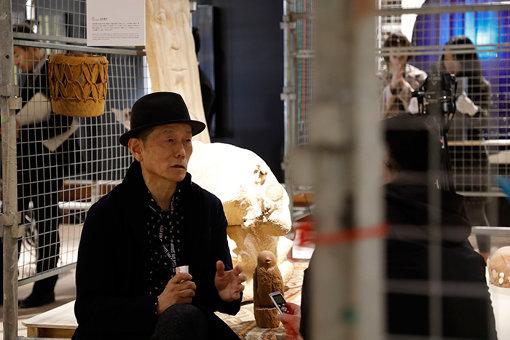 椿昇(『ARTISTS' FAIR KYOTO』ディレクター)