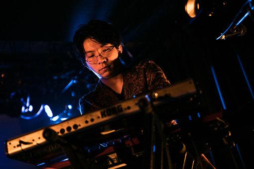 井上惇志(showmore / Key)
