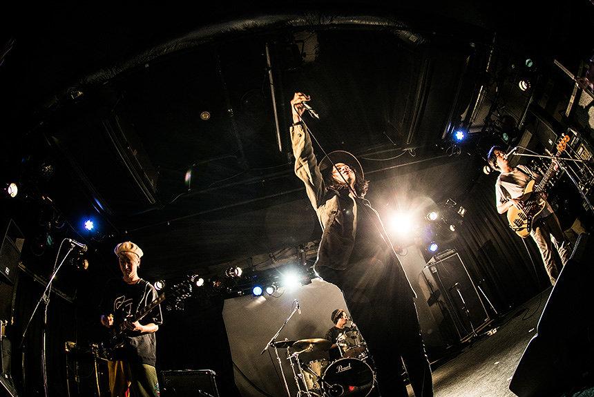 Alaska Jam、TENDREら出演、自由な音楽家たちが交わった夜