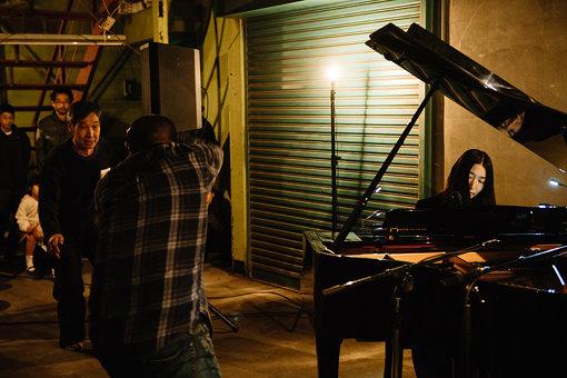 2015年、春先の墨田区八広と東墨田を舞台に1日をかけてトーク、もの作りワークショップとライブをパラレルに展開。廃工場での寺尾紗穂のライブには飛び入りでソケリッサがダンスするシーンも。