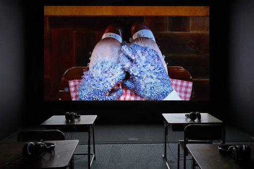 渡辺栞『ワタヤ』 / 『MEC Award 2018』入選作品 ©2018 埼玉県 / SKIPシティ彩の国ビジュアルプラザ