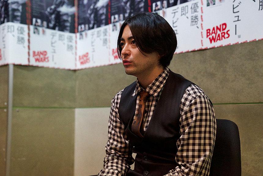 『BANDWARS』実行委員の山田孝之らが若者に語りかける