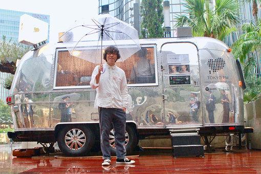 TOKYO FM|Ginza Sony Park Studioと森田太