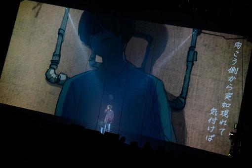 『Eveワンマンツアー[メリエンダ]東京公演』より / 撮影:小見山峻