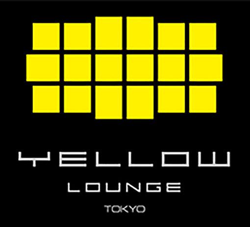 『Yellow Lounge』ロゴ