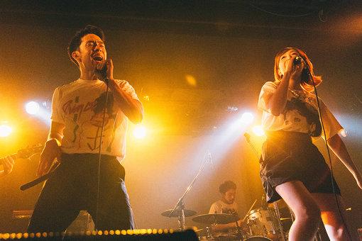 左から:スルガアユム(ディープファン君)、チャンサキ(ディープファン君)