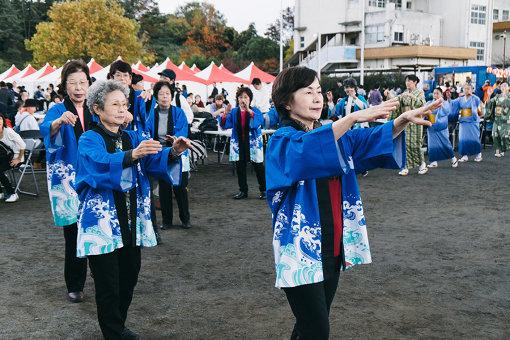 『盆踊りDISCO!』終了後は地域が主体となり盆踊りが続けられた
