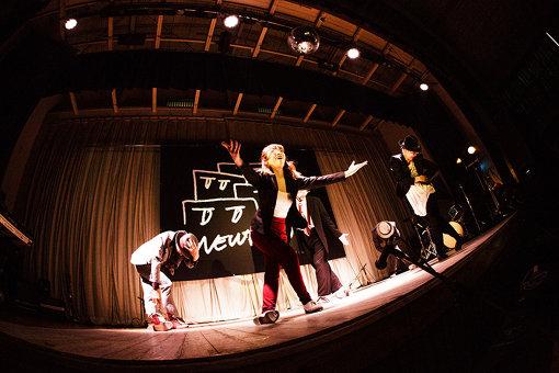 TAPDANCE SHOWCASE / 2日目のトップバッター。タップダンサー中野目崇真キュレーションによるタップダンス公演