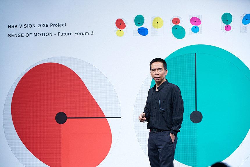 ジョン・マエダや福岡伸一が登壇『NSK Future Forum 3』レポート