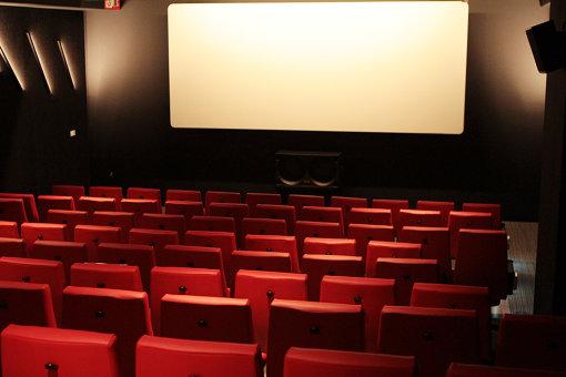 館内最大の98席を備えるスクリーン3