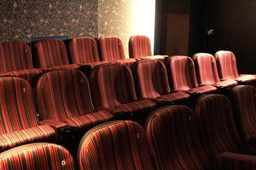 スクリーン5の座席は3列、29席