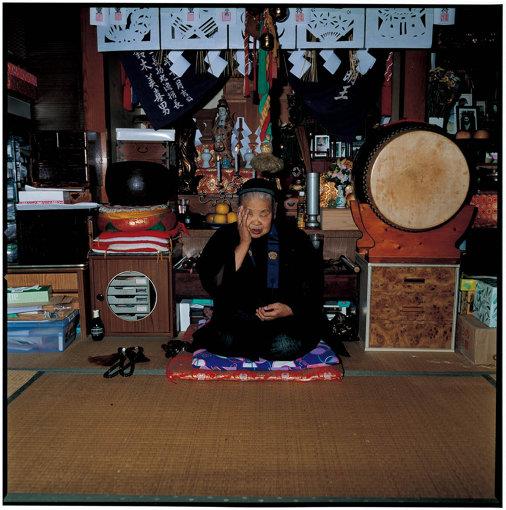 田附勝『東北』に掲載された写真 / Ogamisama September 2007, Kesennuma, Miyagi