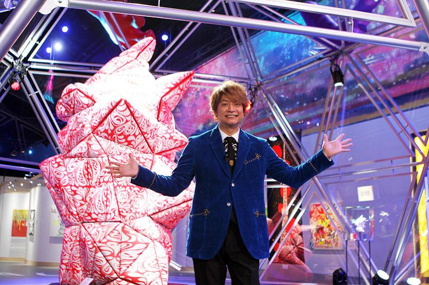 香取慎吾の日本初個展『BOUM! BOUM! BOUM!』レポ 「僕の全部を見て」