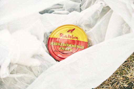 飛沫対策としてビニール袋のなかで開けることが推奨されている