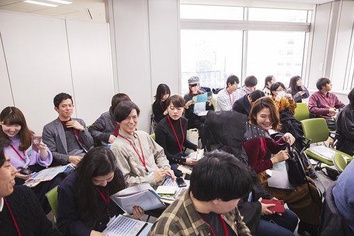 「東京地下ラボ by東京都下水道局」プロジェクトに参加した学生たち