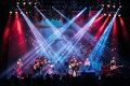 インディゴ、odol、The fin.が出演、音・映像・照明の融合ライブ