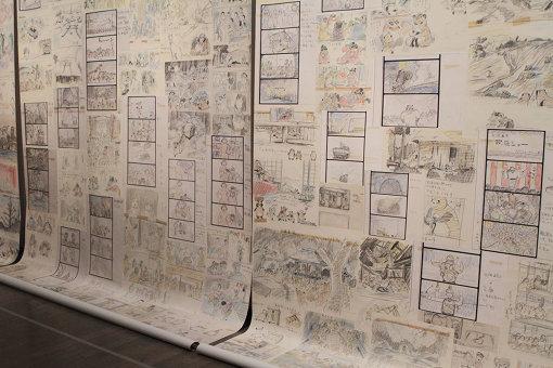 『平成狸合戦ぽんぽこ』 ©1994 畑事務所・Studio Ghibli・NH イメージボード