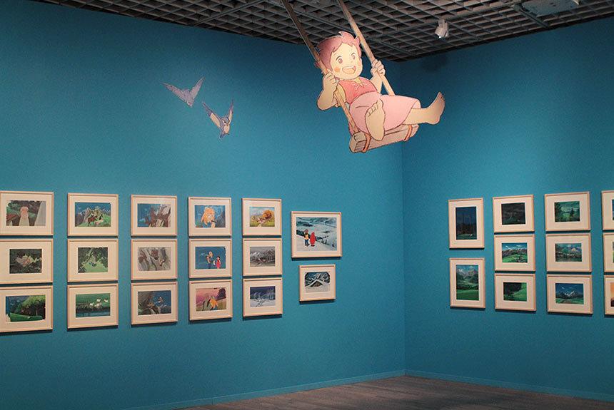 高畑勲展が東京国立近代美術館で開幕。初期作から『かぐや姫』まで千点超