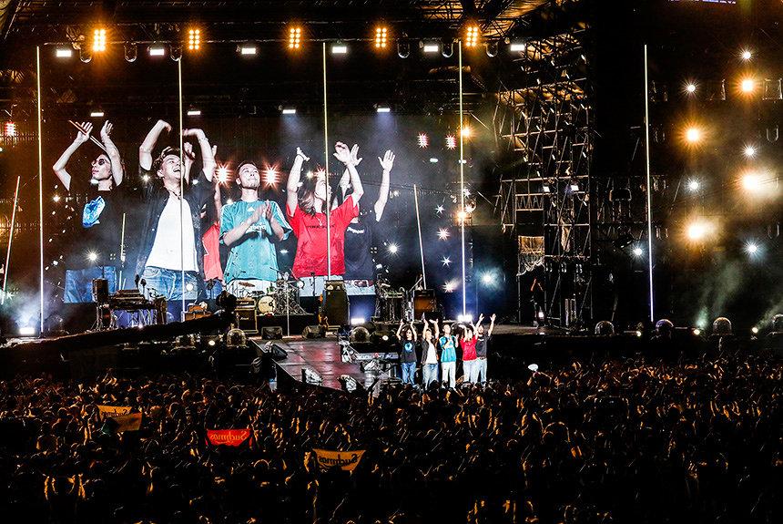 Suchmosの軌跡、彼らが変えた音楽シーン。夢の横浜スタジアムにて
