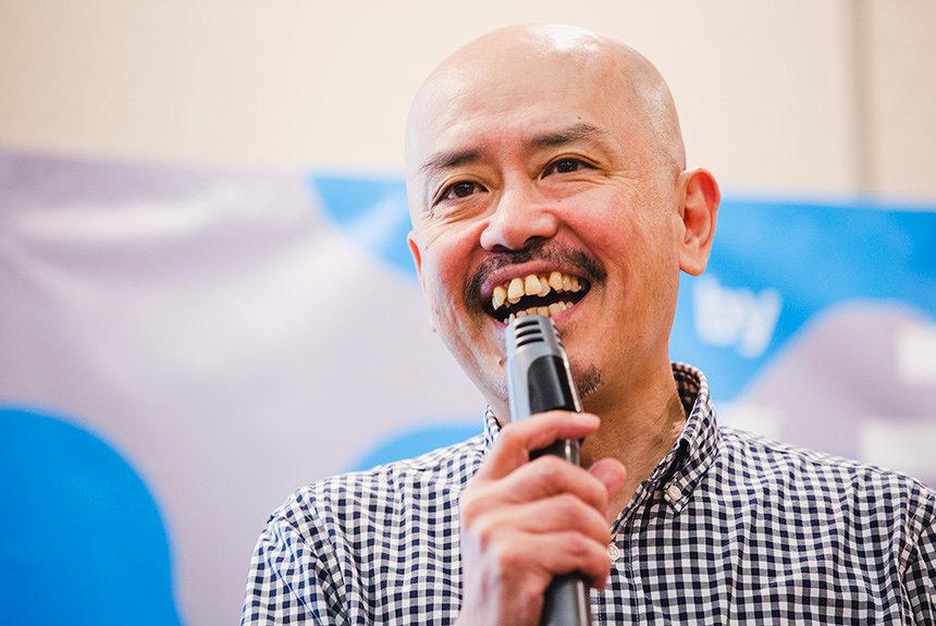 CMディレクター中島信也の「想像心」で、下水道を魅せる