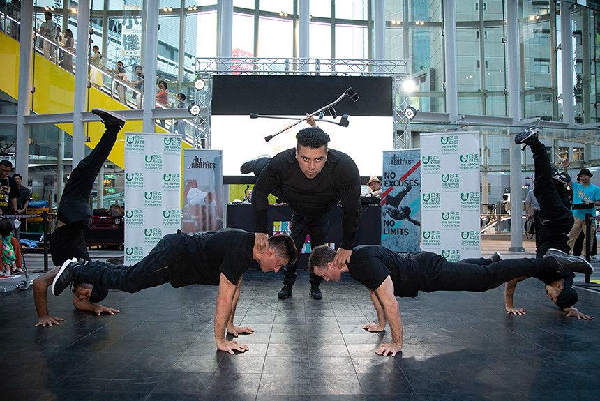 ダンスは、人間の可能性を広げる。イル・アビリティーズ公演にて