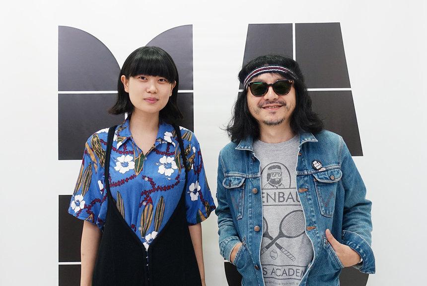 かせき×山中瑶子が語る渋谷と映画 『電影交差点』初回をレポート