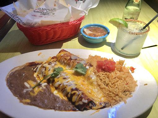 国境が近い影響でメキシカンとの融合「テクス・メクス料理」も名物