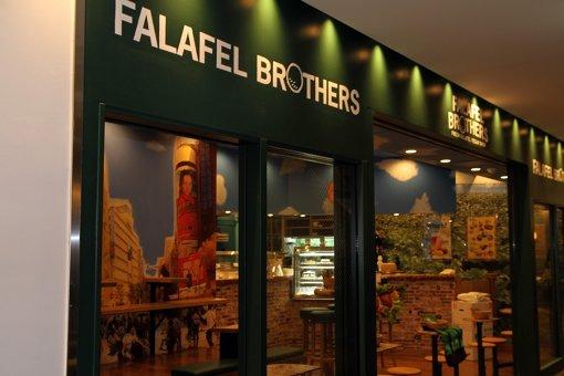ヴィーガン料理店「FALAFEL BROTHERS」