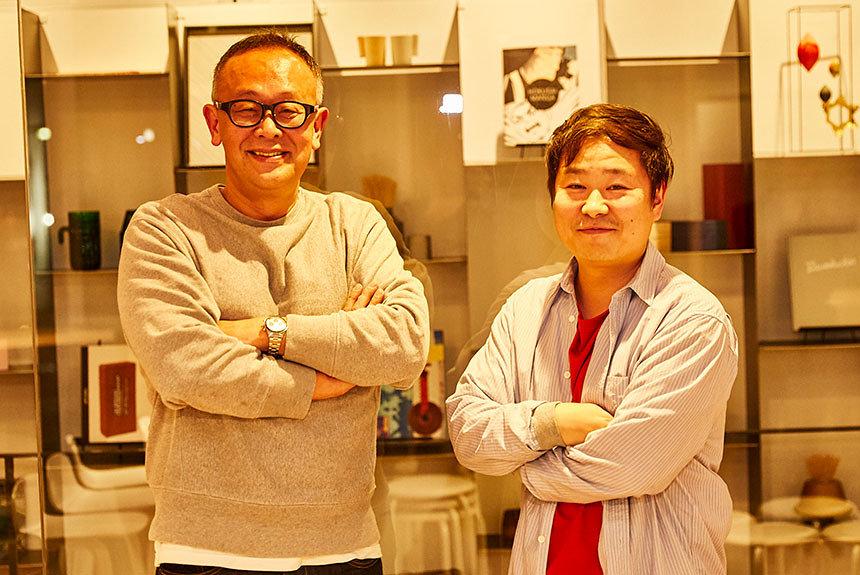 BRUTUS西田善太×CINRA .NET柏井万作が語る、ウェブと雑誌と編集