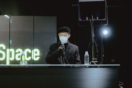 Mars89 3月31日に行なわれた「#SaveOurSpace」の会見より 撮影: Leo Youlagi