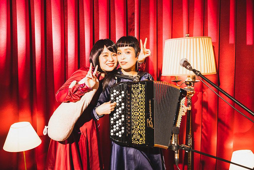 チャランポ、コムアイ×和田彩花らが配信で届けた歌、言葉、熱量