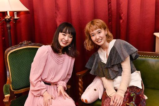 左から:もも、柴田紗希