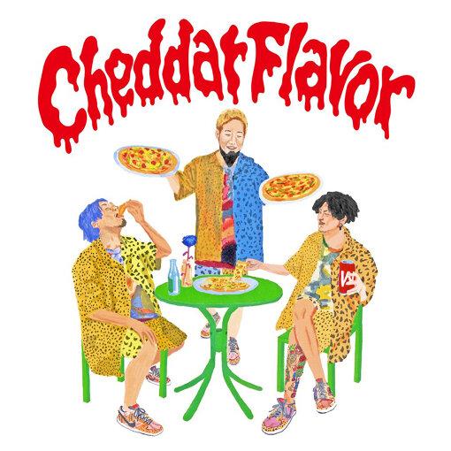 『Cheddar Flavor』ジャケット