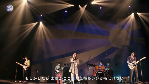 FAITH(放送動画より)