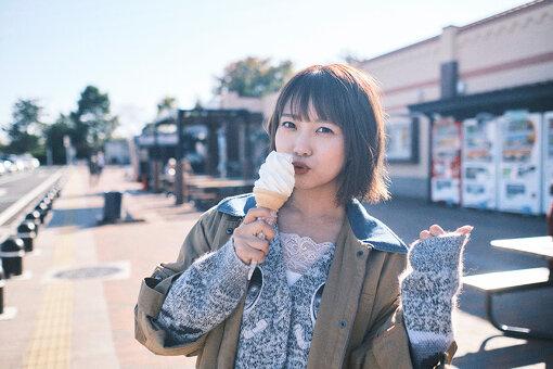 ドライブといえばSAで食べるアイスクリーム! 寄り道をしても都内から2時間ほどで到着