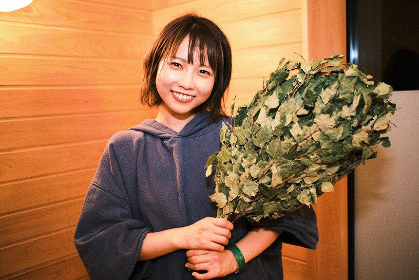 サウナ初心者・戸田真琴とサウナ旅 「ただ生きてる」感覚を求めて