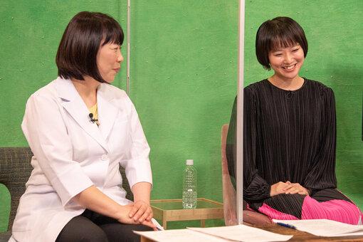 左から:高橋幸子、たなかみさき