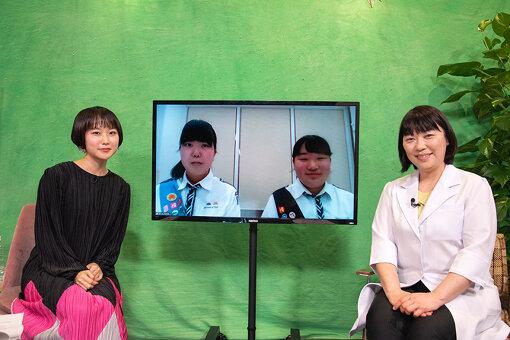 左から:たなかみさき、みうさん、さえさん、高橋幸子