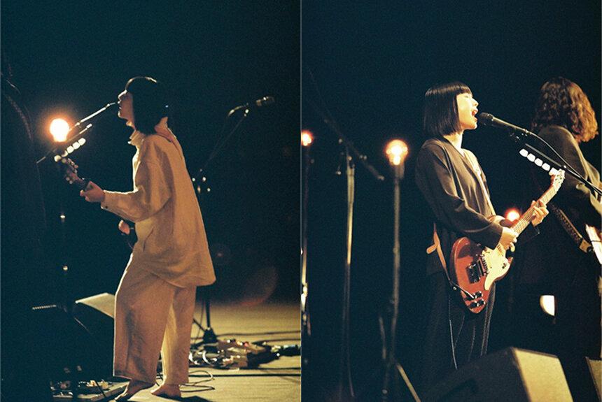 カネコアヤノが歌う、変わっていく覚悟 中野サンプラザ公演を観て