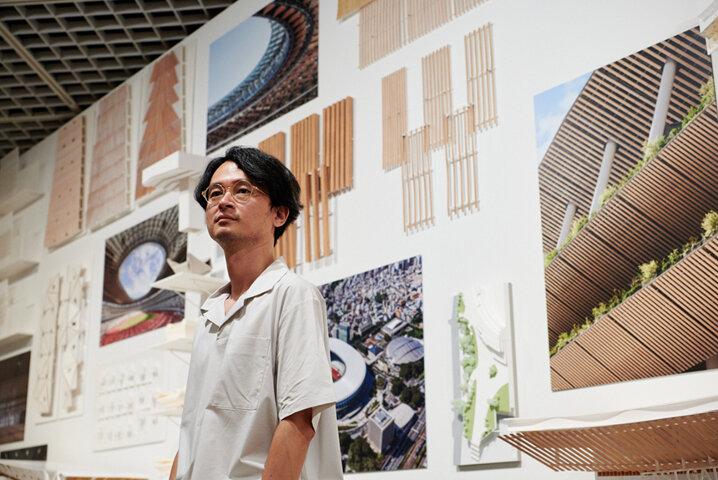 長岡亮介と巡る『隈研吾展』 ネコに教わる「心地よさ」のヒント