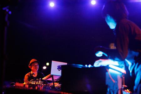 『BOYCOTT RHYTHM MACHINE VERSUS LIVE 2012』