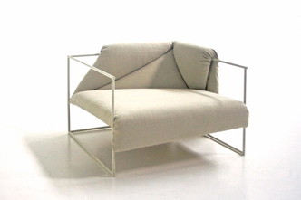 Moroso『Zabuton』and『Byobu』by Nendo